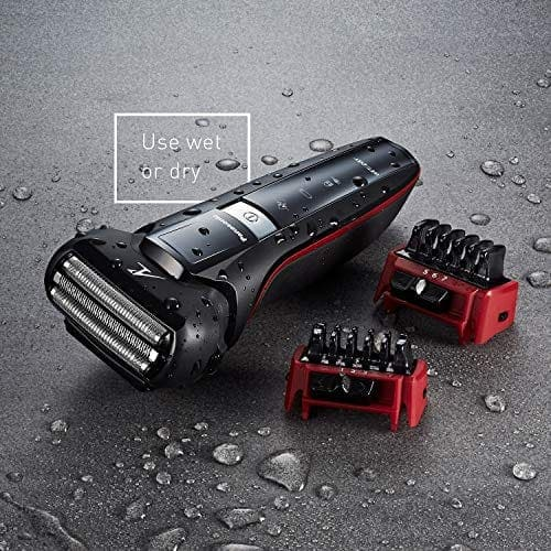 "Panasonic Hybrid ES-LL41-K – גם מכונת גילוח מעולה וגם קוצץ זקן – באחד וללא מכס!!! רק 83.79$ / 282 ש""ח"