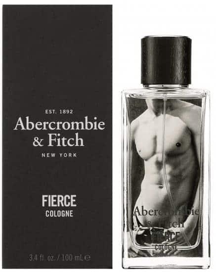 """בושם לגבר 100 מ""""ל Abercrombie Fitch Fierce או דה קולון E.D.C ב- ₪299 בלבד!"""
