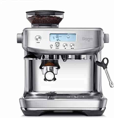 מכונת אספרסו/קפה מקצועית Sage/Breville The Barista PRO רק ב₪3210 עד הבית מאמזון!