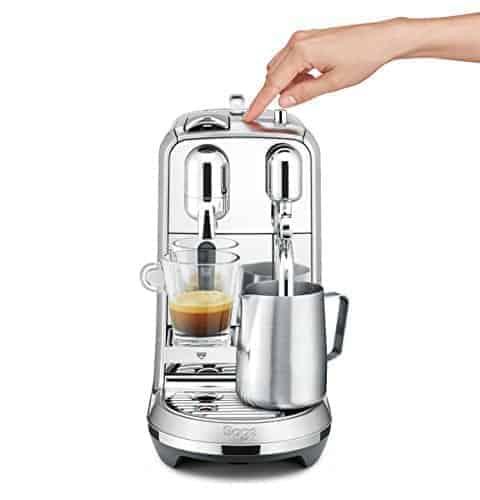 """מכונת הנספרסו הכי יפה! Nespresso Creatista Plus רק ב1690 ש""""ח"""