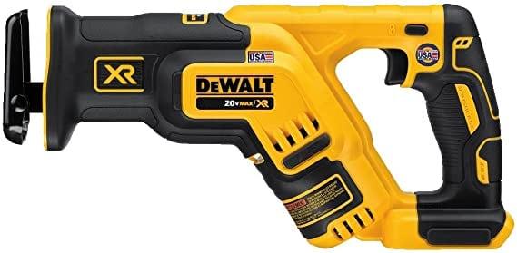 מסור חרב נטען 20V  DeWALT דגם DCS367B גוף בלבד רק 177$ כולל משלוח מאמזון