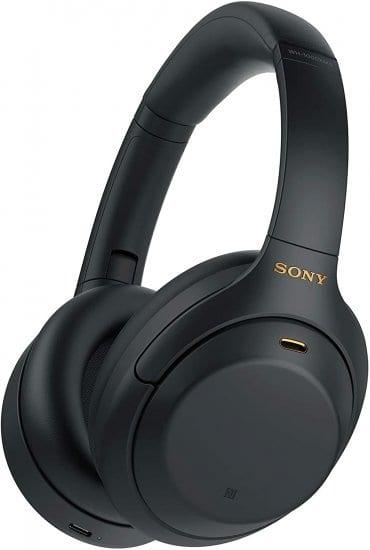 אוזניות הANC הטובות בעולם! SONY WH-1000XM4B החדשות רק ב1,410 ₪ (לקנייה בארץ) ורק 273$ באמזון!