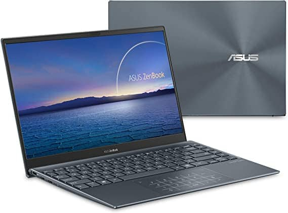 "ASUS ZenBook 14 עם CORE I7, 512GB, רק 1.12 קילו, עד 22 שעות סוללה ועוד – רק בכ3706 ש""ח!"