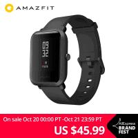 שעון חכם Amazfit Bip רק ב42$!