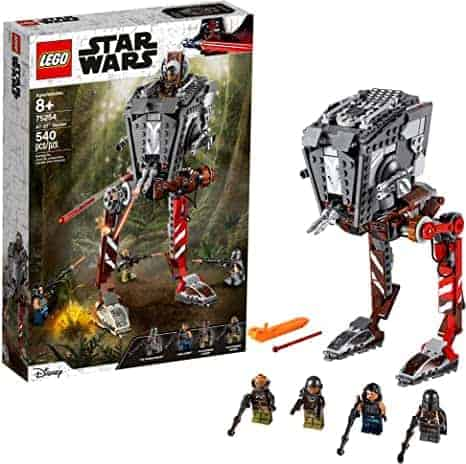 LEGO 75254   לגו מלחמת הכוכבים – AT-ST Raider המנדלוריאן –  (540 חלקים) רק ב₪209! במקום ₪317