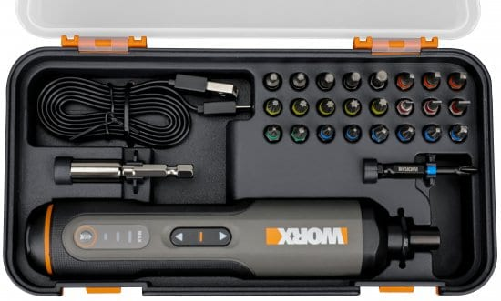 "WORX WX240 – המברג החשמלי הכי מומלץ והכי משתלם! רק ב185 ש""ח!"