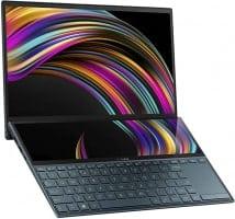 """מחשב נייד – עם מסך כפול!ASUS ZenBook Duo UX481 רק ב4619 ש""""ח"""
