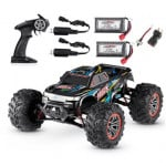 XinleHong 9125 RTR with Two Battery 1/10 2.4G 4WD 46km/h