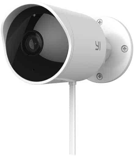 YI Outdoor – מצלמת האבטחה החיצונית המומלצת רק ב30.99$!