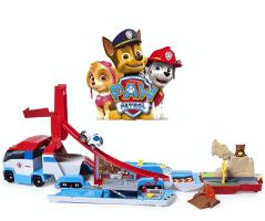 Paw Patrol   מפרץ ההרפתקאות – רכב סיור וחילוץ! רק ב₪170 עד הבית! במקום ₪349
