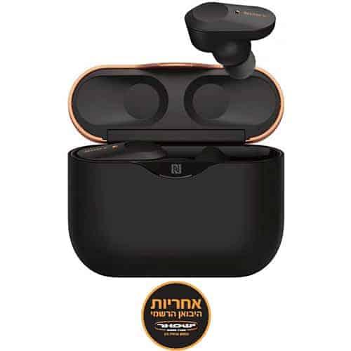 אוזניות אלחוטיות Sony WF-1000XM3 – מהטובות בעולם! עם סינון רעשים אקטיבי רק ב₪685!