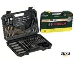 כל הביטים שאי פעם תצטרכו בסט אחד! סט ביטים 103 יחידות מסדרת Bosch V-LINE במזוודה במחיר קודח! רק ב₪119 במקום ₪199!