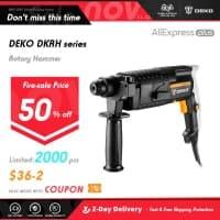 פטישון DEKO DKRH20H3 1000W רק ב$39.89 כולל משלוח מהיר!