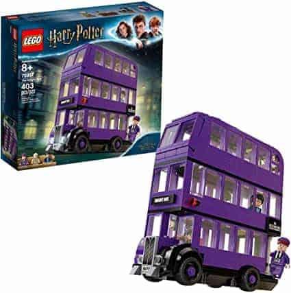 LEGO 75957 | לגו הארי פוטר והאסיר מאזקבאן – אוטונוס הלילה (403 חלקים) רק ב₪161 כולל משלוח!