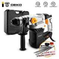 DEKO DKRH32LD1 2000W – פטישון רוטורי עוצמתי – רק ב$58.89