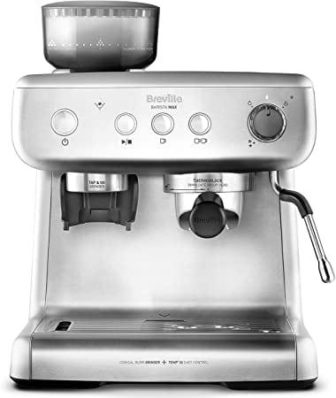 לחטוף! Breville Barista Max – מכונת קפה משגעת בצלילת מחיר! רק ₪2,045 עד הבית!
