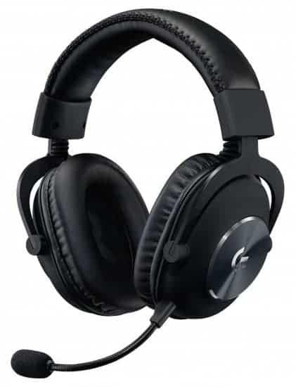 אוזניות גיימרים Logitech G Pro X ב₪449 בלבד!