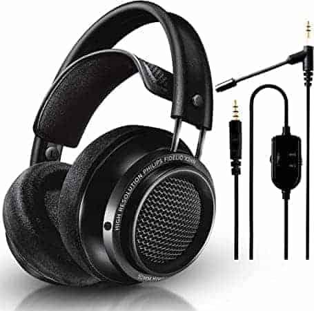 באנדל שווה! Philips Audio Fidelio X2HR + מיקרופון NeeGo – מהאוזניות המומלצות ברשת במחיר מעולה! רק ב₪686!