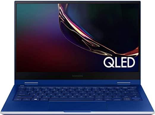 מחשב נייד Samsung Galaxy Book Flex עם מסך מגע QLED, סוללה ל20 שעות ו-S Pen ב₪4,227