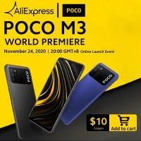 POCO M3 – השקה גלובלית במחיר מבצע! מכשיר הביניים החדש והמשתלם במיוחד מבית שיאומי ופוקו!