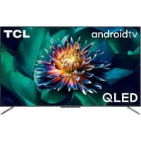 """טלוויזיה חכמה 50"""" TCL 50C715 QLED עם Andorid TV רק ב₪1,900 + ₪100 קרדיט מתנה!"""