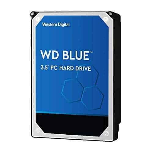 כונן קשיח פנימי – WD Blue 6TB –  רק ב445 ₪! (בזאפ 1,179 – 711 ₪)