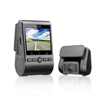 Viofo a129 Duo – מצלמת הרכב המומלצת – עם מצלמה אחורית וGPS רק ב$102.19