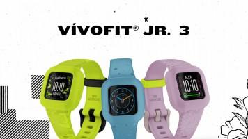 Garmin vivofit jr. 3 שעון כושר ופעילות לילדים מבית גרמין רק ב₪235 כולל משלוח!