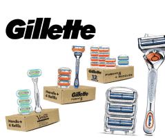 עד 43% הנחה על מגוון מוצרי הגילוח מבית Gillette ו-Braun