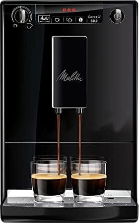 מכונת קפה Melitta Caffeo Solo רק ב₪1,239 עד הבית! (בזאפ החל מ2,670 ₪)
