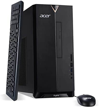 "מחשב נייח ממותג Acer Aspire TC-895-UA92 – עם WIFI 6 , CORE I5 12GB/512GB רק בכ2,233 ש""ח"