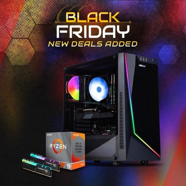 BLACK FRIDAY – מחשבים, ניידים, גיימינג, משחקים, תוכנות ועוד!