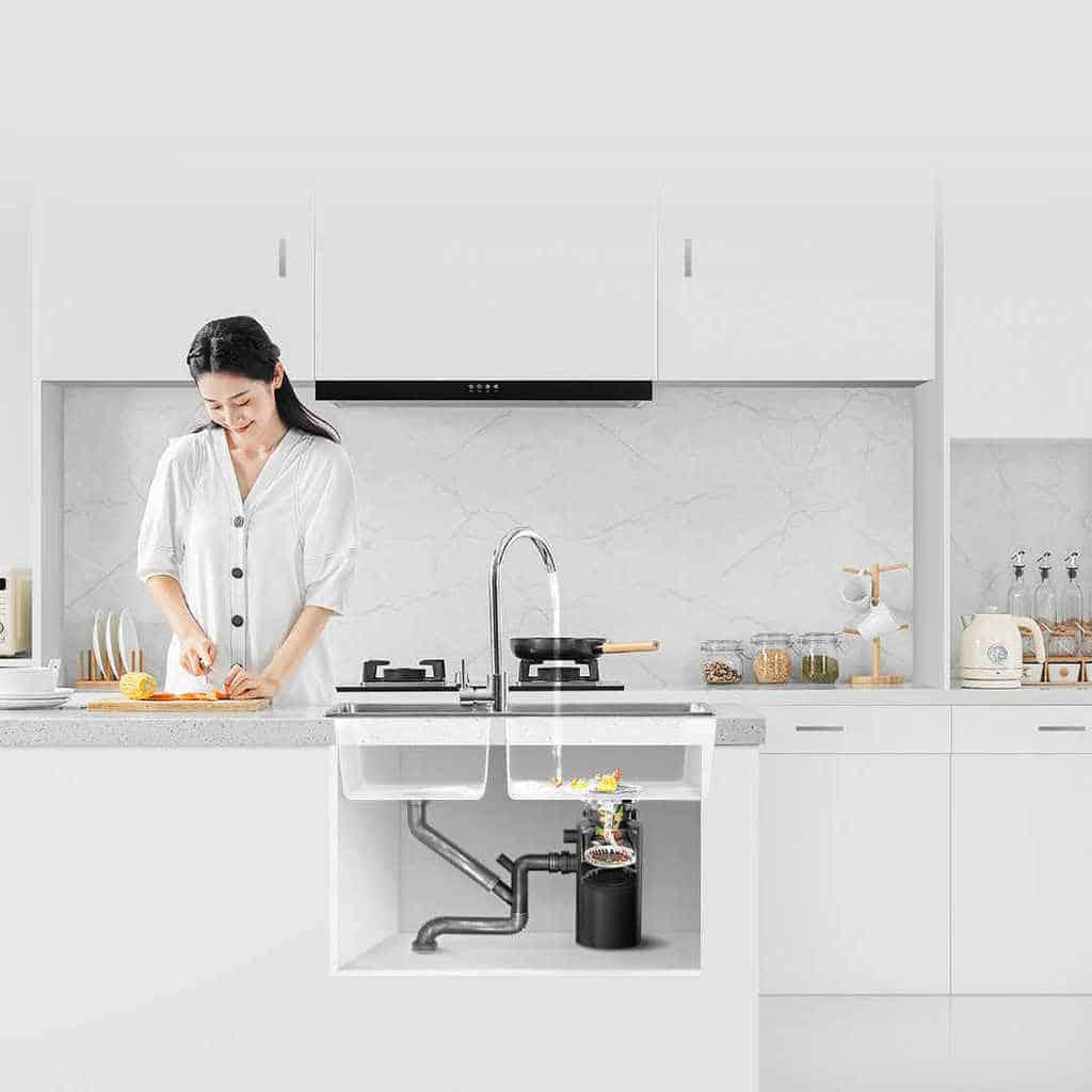 QCOOKER CD LJ01 380W 1000ML 3700 r min Kitchen Garbage Disposal High tech Metal Trash Food.jpg q50