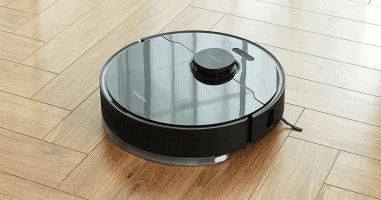 בלעדי! שואב אבק רובוטי – DREAME L10 PRO עם מערכת ניווט LIDAR כפולה ועוצמה של 4000Pa רק ב₪1499!