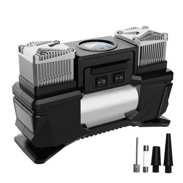 Licheers 304 – משאבה לגלגלי מכונית וכולי, חזקה 35 ליטר לדקה עם 150 וואט
