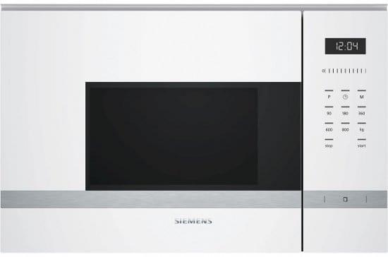 """מבצע סופ""""ש! מיקרוגל בנוי Siemens iQ500 BF525LMW0 לבן ב₪1305! Bosch BEL523MS0 שחור רק ב₪1377!"""