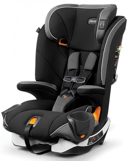 """מבצע סופ""""ש! כסא בטיחות משולב בוסטר Chicco MyFit Harness רק ב₪1129!"""