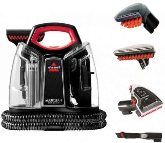 """BISSELL Multiclean – המכשיר שיחדש לכם את הספה, הרכב והשטיחים! יבואן רשמי במבצע סופ""""ש!"""
