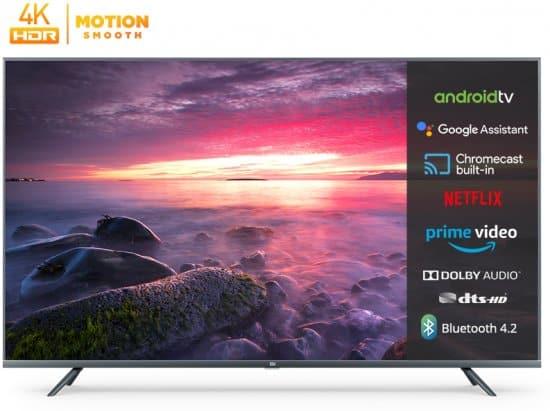 """טלוויזיה חכמה Xiaomi Mi TV 4S 55"""" L55M5-5ASP – יבואן רשמי עם שנתיים אחריות – במבצע סופ""""ש!"""