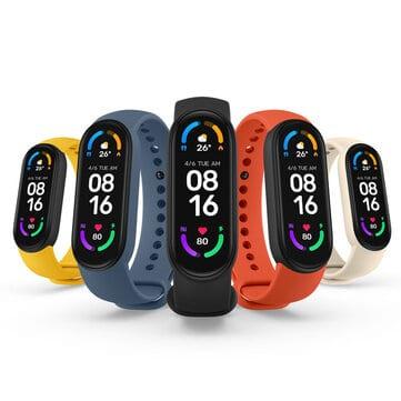 Xiaomi Mi Band 6 – שעון ספורט איכותי במחיר מצוין!