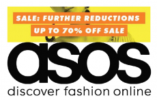 אל תפספסו SALE בASOS! עד 70% הנחה על אלפי פריטים לנשים וגברים!