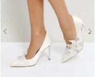 "ASOS | נעלי כלה מיוחדת ב169 ש""ח בלבד! כולל משלוח!"