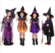 תחפושות מכשפה קטנה