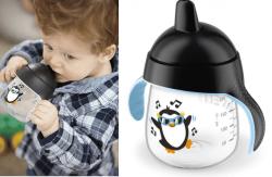 """מוצר ADD-ON: בקבוק AVENT – עם ידיות אחיזה – 266 מ""""ל –  משלמים רק על המוצר – $5.01 !"""