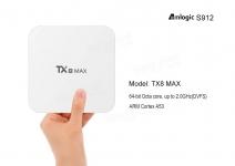 Tanix TX8 MAX – סטרימר עצבני – המבצע חזר!