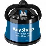 AnySharp – משחיז הסכינים הטוב בעולם! מספיק להחליף סכינים!