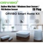 ORVIBO Smart Home Suit – מערכת אזעקה ובית חכם – רק $39.99