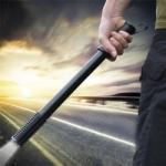 DANIU Self Defense Tool – מומלץ בכל רכב! גם פנס חזק וגם הגנה עצמית – רק 6.44$!