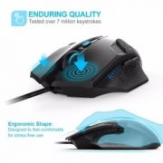 TeckNet Raptor Gaming Mouse 2000 DPI 6 Button Extra Weight Optical Computer Mouse E Sports USB PC Mouse For Computer Laptop-in Mice from Computer & Office on Aliexpress.com | Alibaba Group
