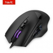 Buy HAVIT 12000 DPI 19 Buttons Programmable Mouse Optical $29.28